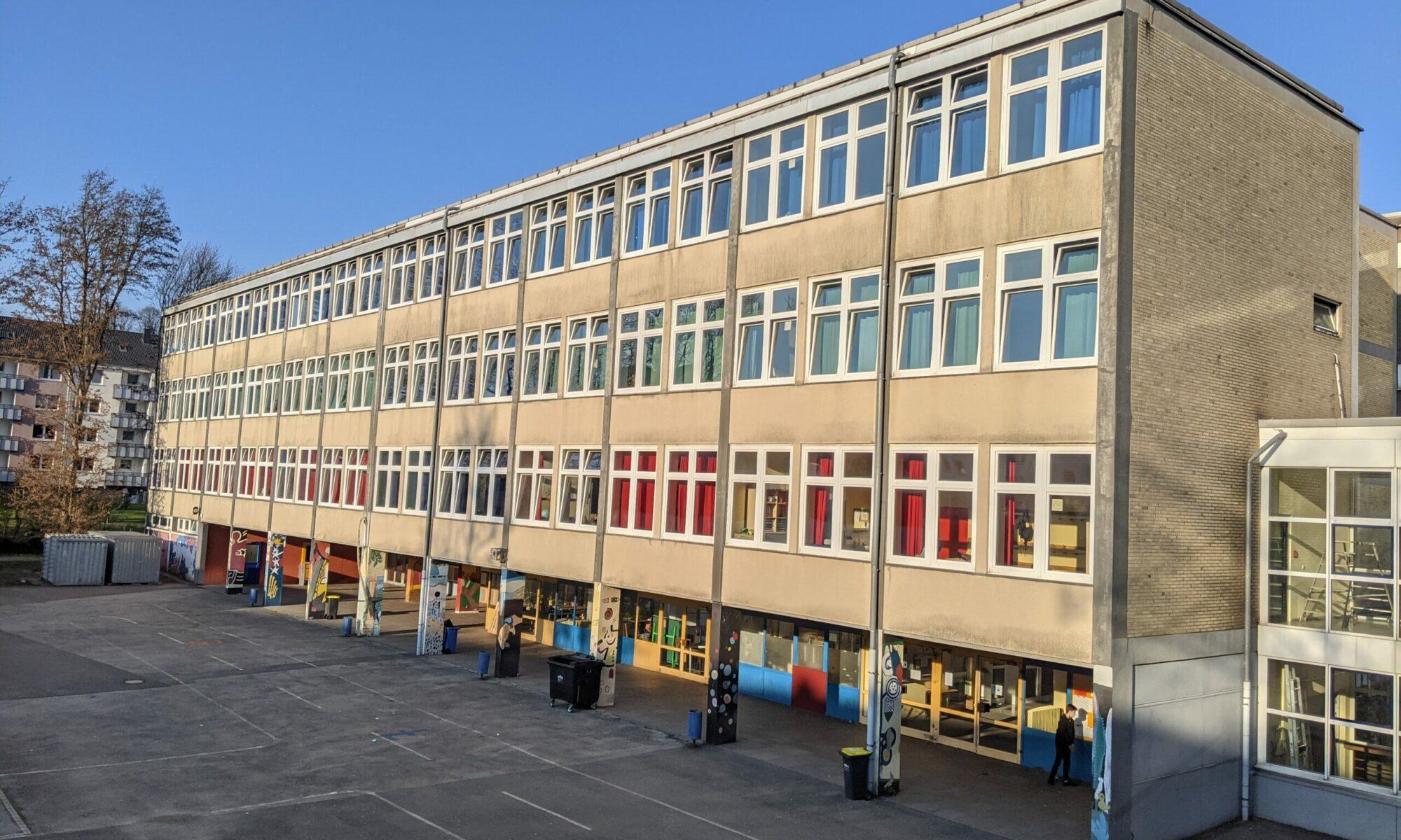 Bertha-Krupp-Realschule Essen
